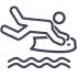Vague de surf UP2PLAY Les Sables d'Olonne - Bodyboard