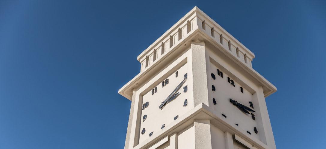 Horloge les Sables d'Olonne Horaires et tarifs