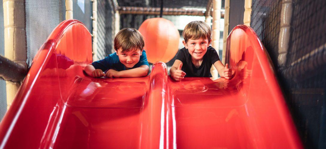 Kids Parc, le paradis des enfants